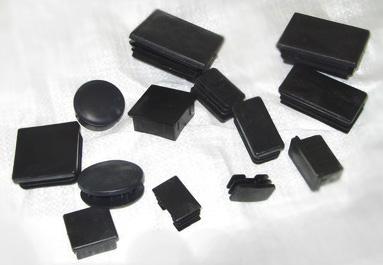 Пластиковые заглушки для профильных труб различной формы