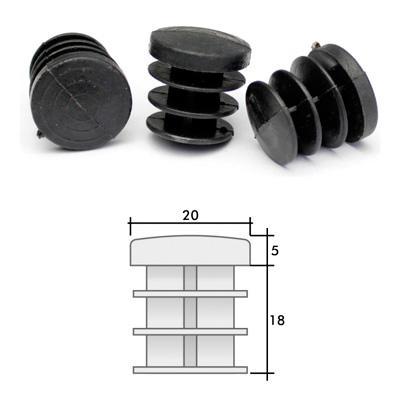 Заглушки д. 20 круглые и схема