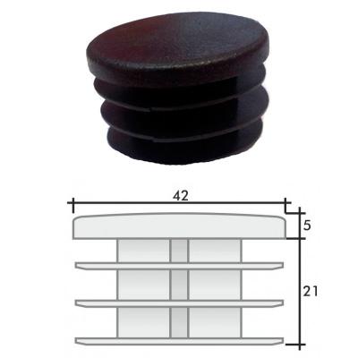 Заглушка д. 42 круглая и схема